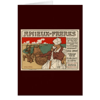 Amieux Freres Cards