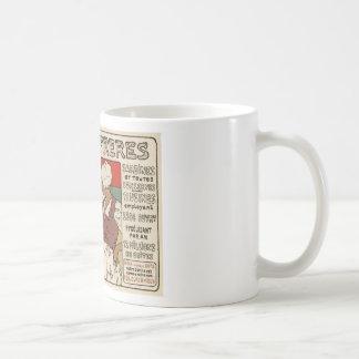 Amieux Freres Classic White Coffee Mug