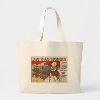 Amieux Freres Jumbo Tote Bag