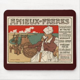 Amieux Freres Mouse Pads