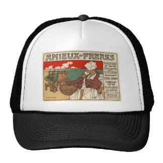 Amieux Freres Trucker Hats