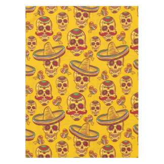 Amigo Skulls Tablecloth