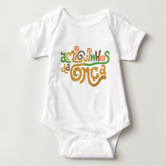 Amiguinhos overalls of the Ounce Baby Bodysuit