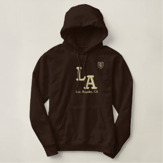 Amiot Gallery Unique LA Cocoa Sweatshirt