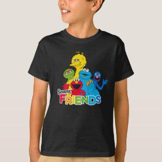 Amis de sésame du Sesame Street | T-shirt