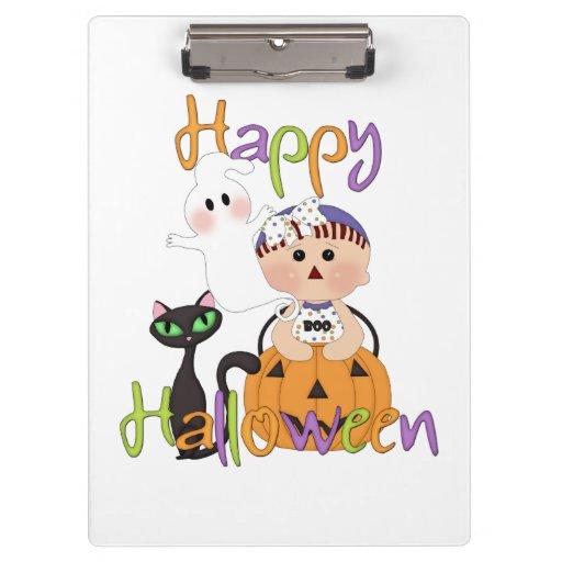 Amis heureux de partie de Halloween