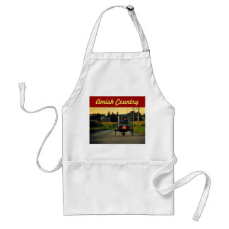 Amish Buggy Apron