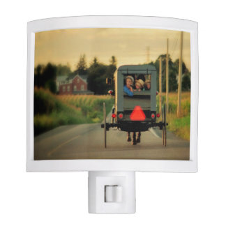 Amish Country Night Light