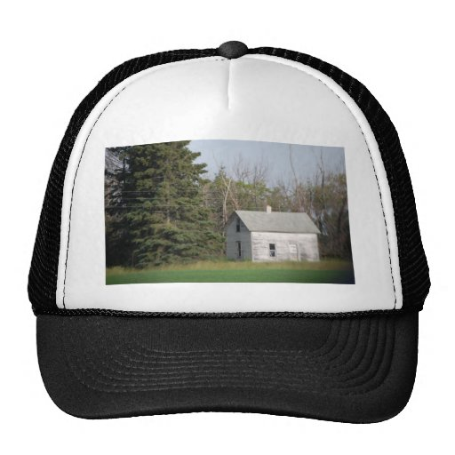 Amish Country Side Trucker Hats