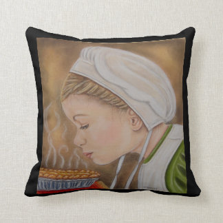 Amish Girl Barbie With A Pie Pillow