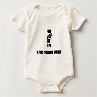 Amish Gone Wild Baby Bodysuit