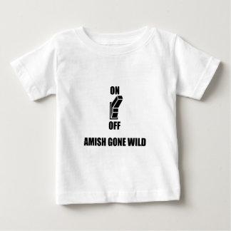 Amish Gone Wild Baby T-Shirt
