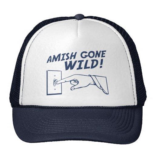 Amish Gone Wild! Mesh Hats