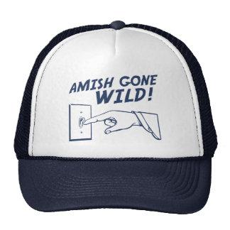 Amish Gone Wild! Trucker Hat