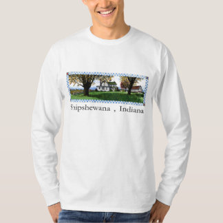 Amish Home Shipshewana, Indiana T-Shirt