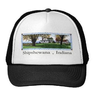 Amish House Shipshewana Indiana Trucker Hat