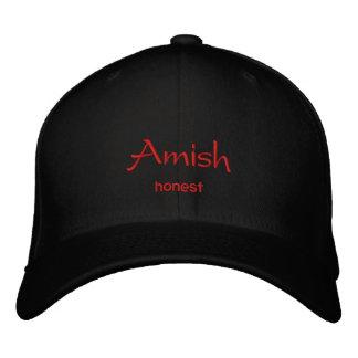 Amish Name Cap / Hat Baseball Cap