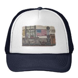 Amish One Room School Room Trucker Hat