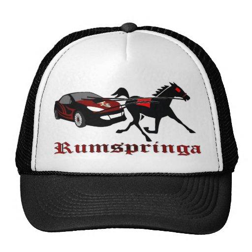 Amish Rumspringa Mesh Hats