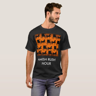Amish Rush Hour T-Shirt