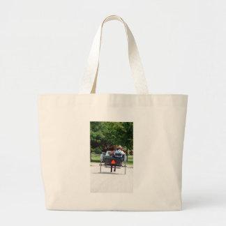 Amish Travel Large Tote Bag