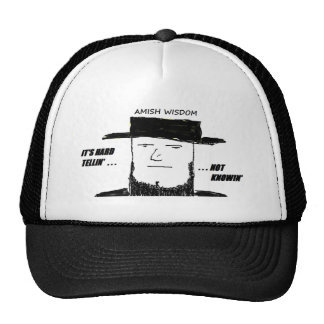 AMISH WISDOM.png Trucker Hat