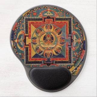 Amitabha Buddha Mandala from Tibet Gel Mouse Pad