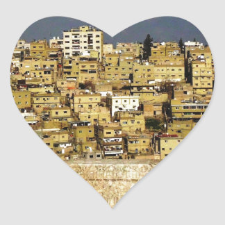 Amman From Citadel Heart Sticker