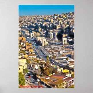 Amman,Jordan Poster