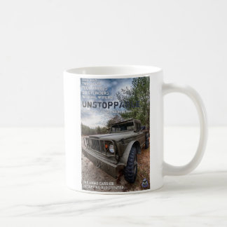 Ammo Carrier Unstoppable Mug