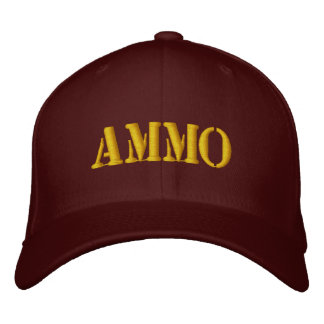 AMMO EMBROIDERED HAT