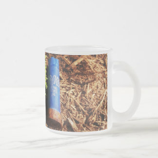 Ammo Shell Frosted Mug