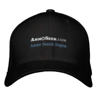 AmmoSeek Logo Hat w/ Search Engine Text