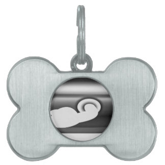 ammunition angry pet ID tags