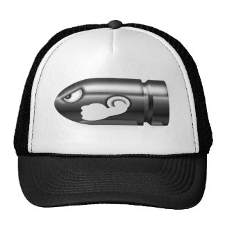 ammunition angry trucker hat