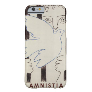 Amnesty Propaganda Poster Barely There iPhone 6 Case