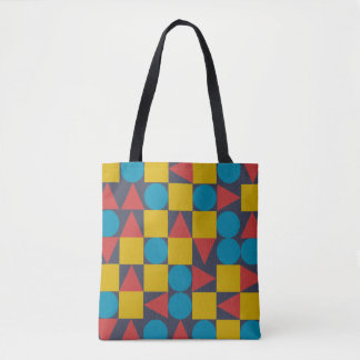 Amo / Custom All-Over-Print Tote Bag