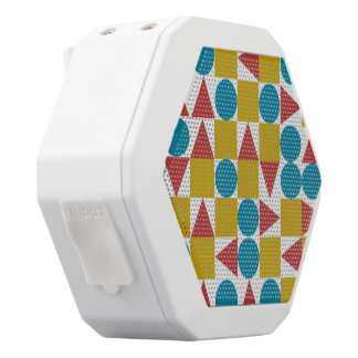 Amo / Custom Boombot REX, White White Bluetooth Speaker