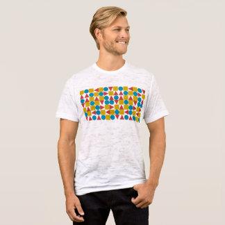 Amo / Men's Canvas Fitted Burnout T-Shirt