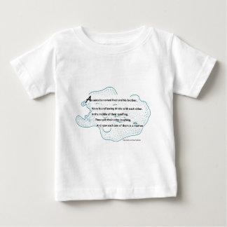 Amoeba Poem Baby T-Shirt