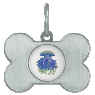 Among the Clouds Pet Tag