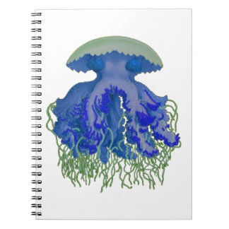 Among the Clouds Spiral Notebook