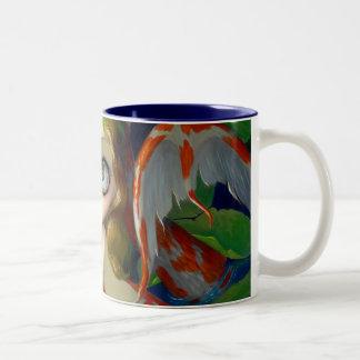 """""""Amongst the Koi"""" Mug"""