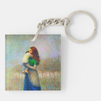 Amor Maternidad (Mother's Love) Keychain