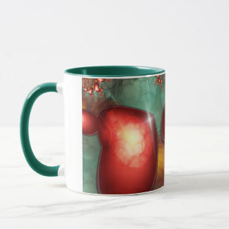 Amor volat undique mug