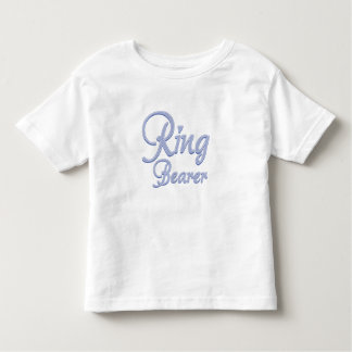 Amore Ring Bearer Blue T-Shirt