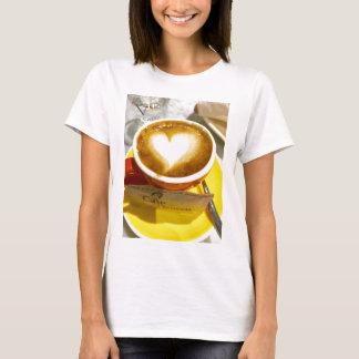 Amoreccino I heart Italian Coffee T-Shirt