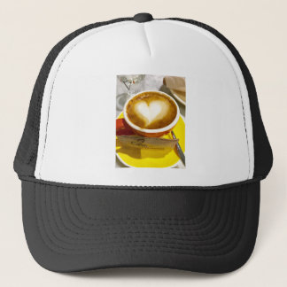 Amoreccino I heart Italian Coffee Trucker Hat