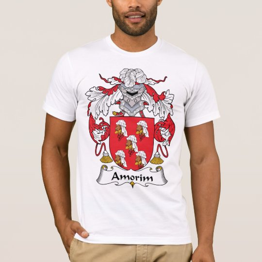 Amorim Family Crest T-Shirt