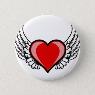 Amorous 2 Inch Round Button